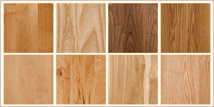 Kitchen Cabinet Door Wood Species